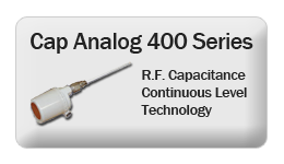 Cap Analog 400 Series