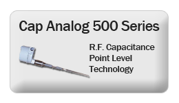 Cap Analog 500 Series